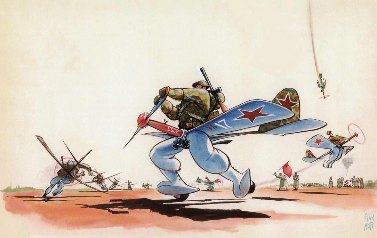 Сталинские соколы - проект создания сверхмалых летательных аппаратов