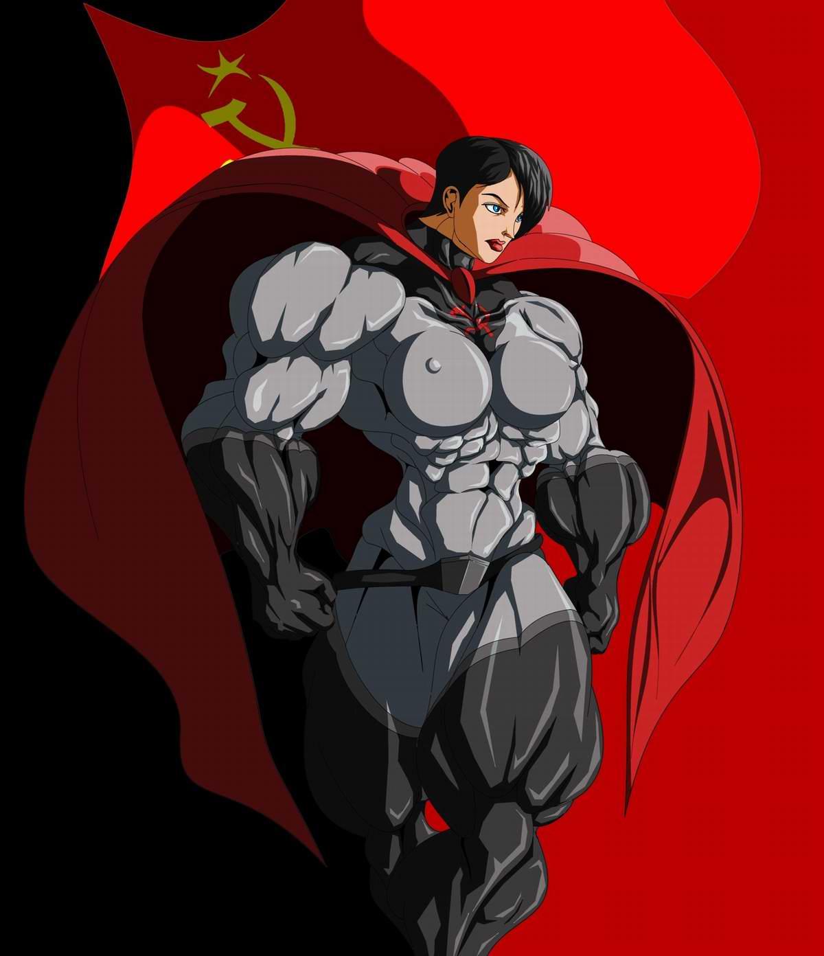Советская супервумен