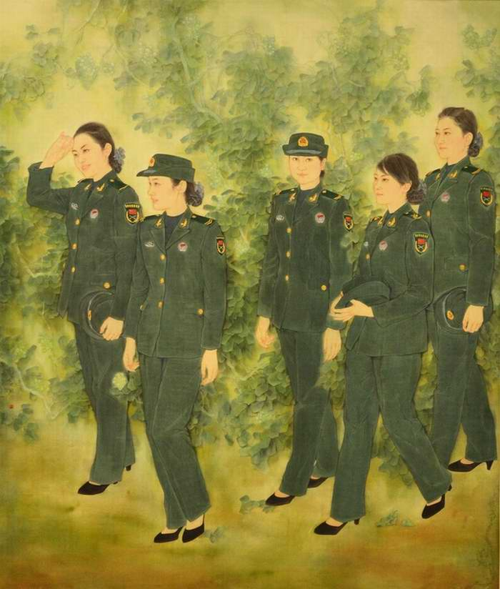 Прекрасная молодежь (Lan Xiaolong)