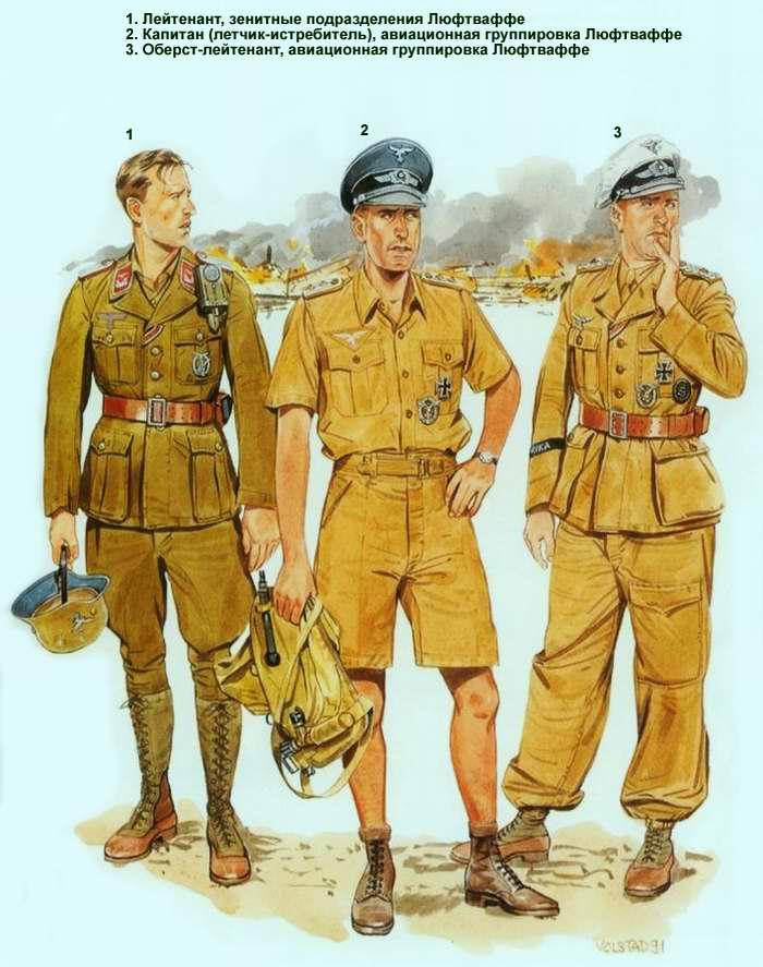 Солдаты и офицеры спецподразделений