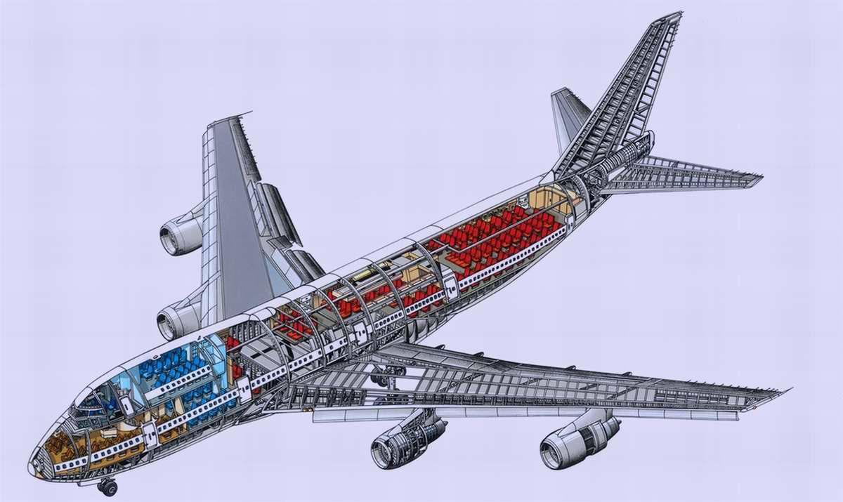 самолет гражданской авиации фото