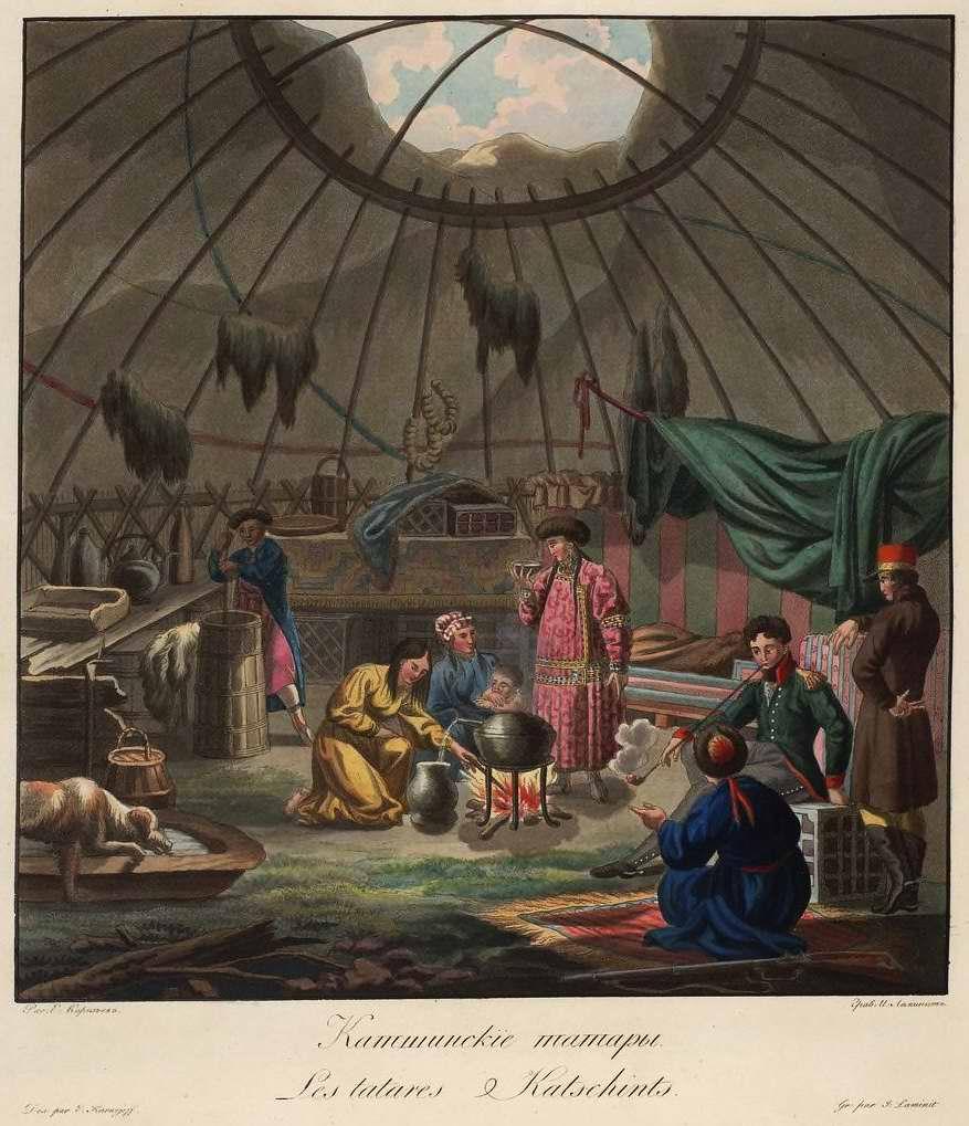 Качинские татары (1800)