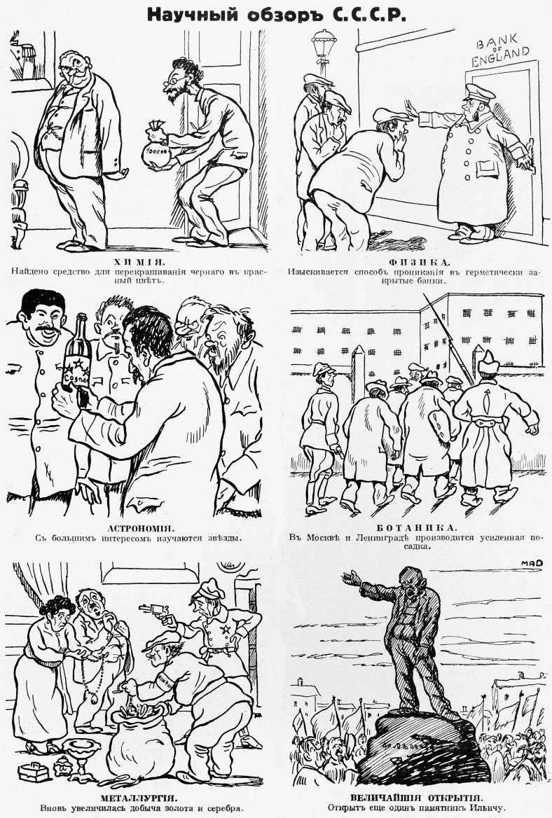 Научный обзор СССР
