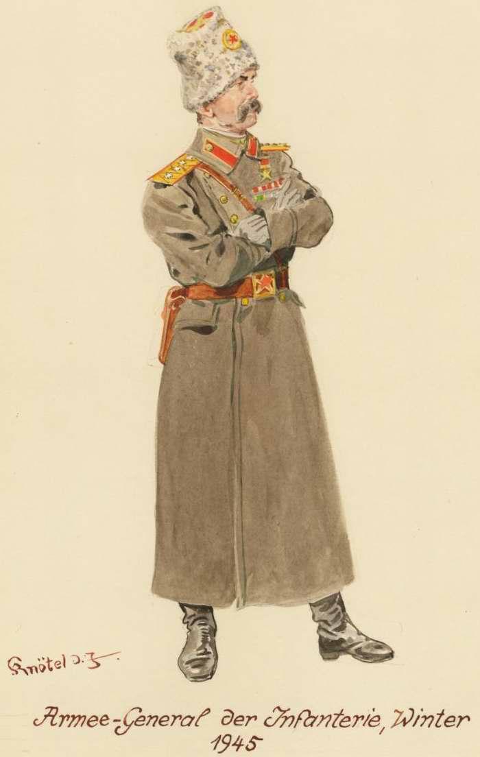 Генерал армии - 1945 г. (Herbert Knotel)