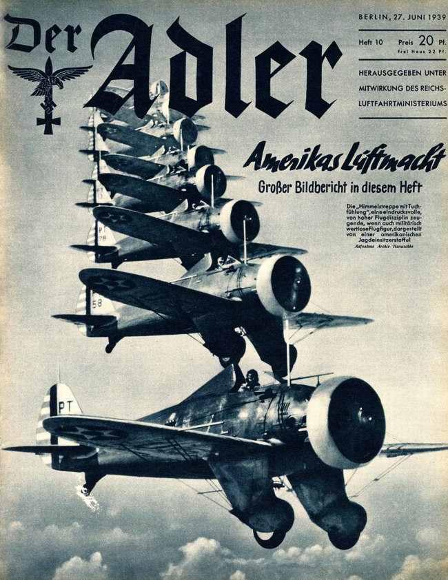 Самолеты военно-воздушных сил США
