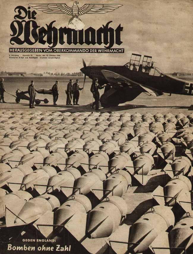 Война с Англией: море авиабомб