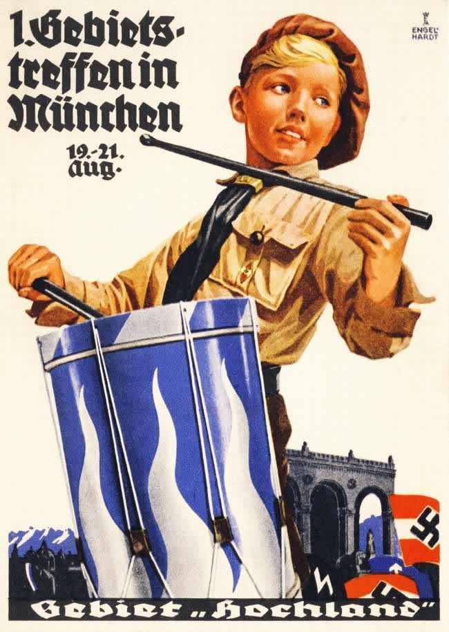 1-я конференция представителей германских федеральных земель в Мюнхене (1933 год) (2)
