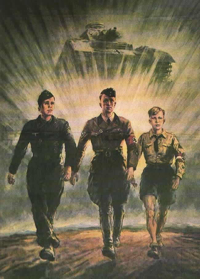 В одном строю (1943 год)