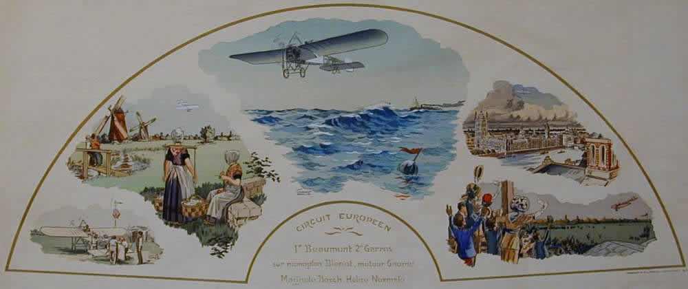 Вояж вокруг Европы (1911 год)