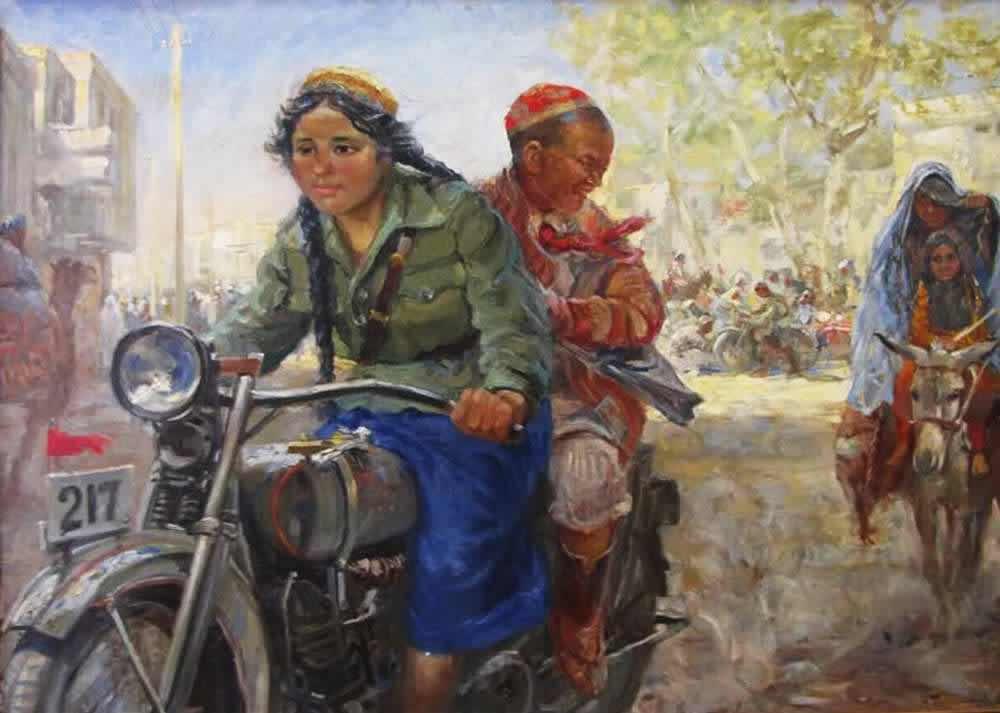 Старое и новое -- Н. Терпсихоров (1932)