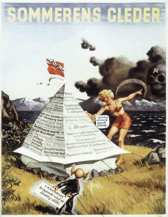 Летнее происшествие -- Норвегия (1943 год)