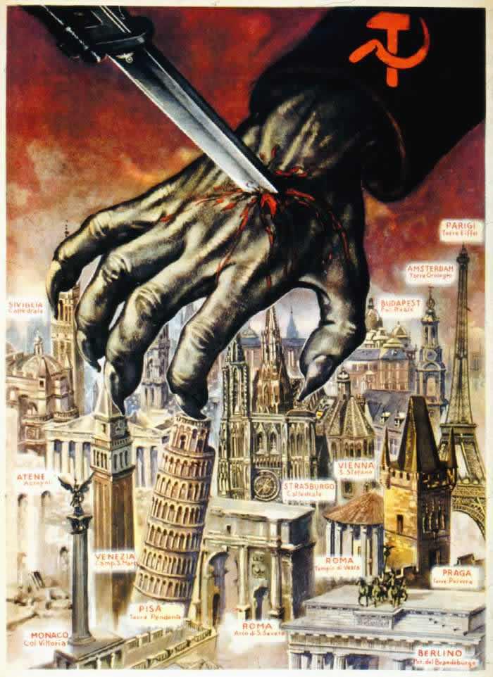 Руки прочь от Европы