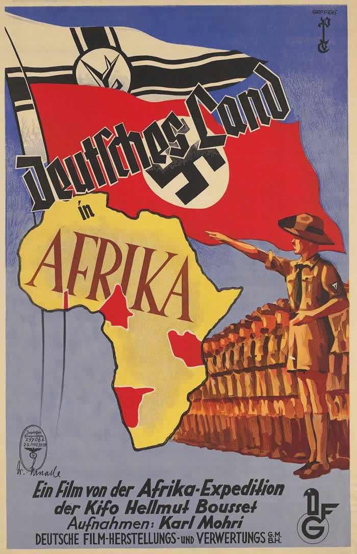 Немецкие колонии в африке 1 гривна 2003 года цена украина разновидность