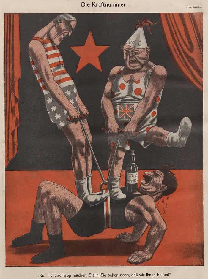 Цирковой силовой номер (Simplicissimus)