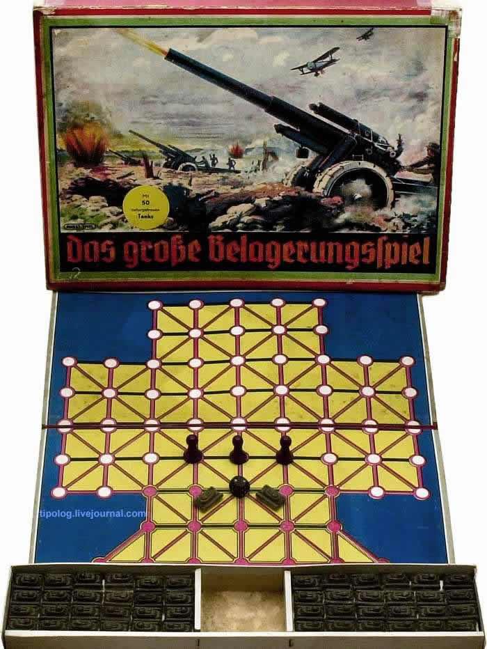 Большая наступательная игра (1939 год)