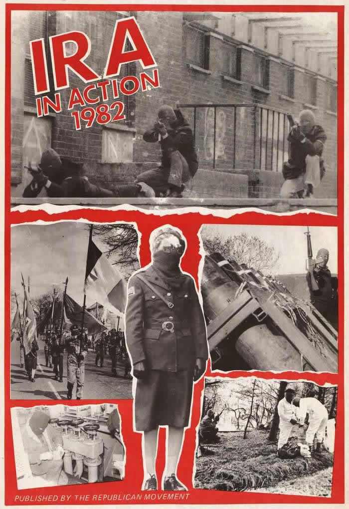 Ирландская республиканская армия в действии (1982 год)