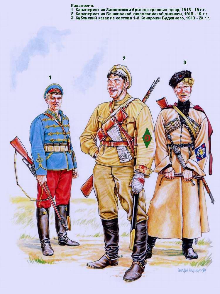 Красная кавалерия