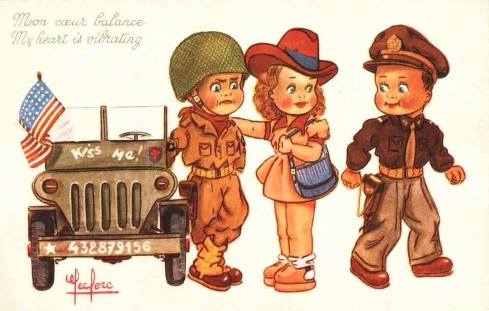 Мое сердце трепещет! - 1944