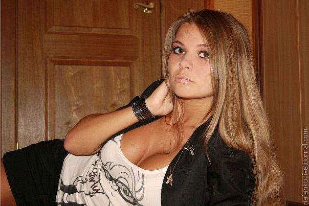 Русское частное фото женщин