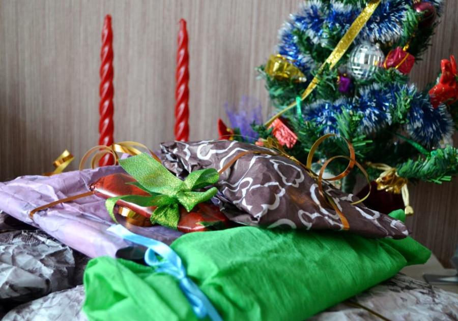 подарки на нг