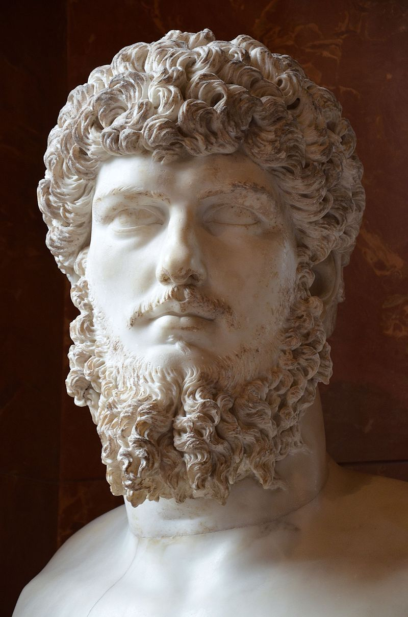 Colossal_head_of_Lucius_Verus_(mounted_on_a_modern_bust),_from_a_villa_belonging_to_Lucius_Verus_in_Acqua_Traversa_near_Rome,_between_AD_180_and_183_…