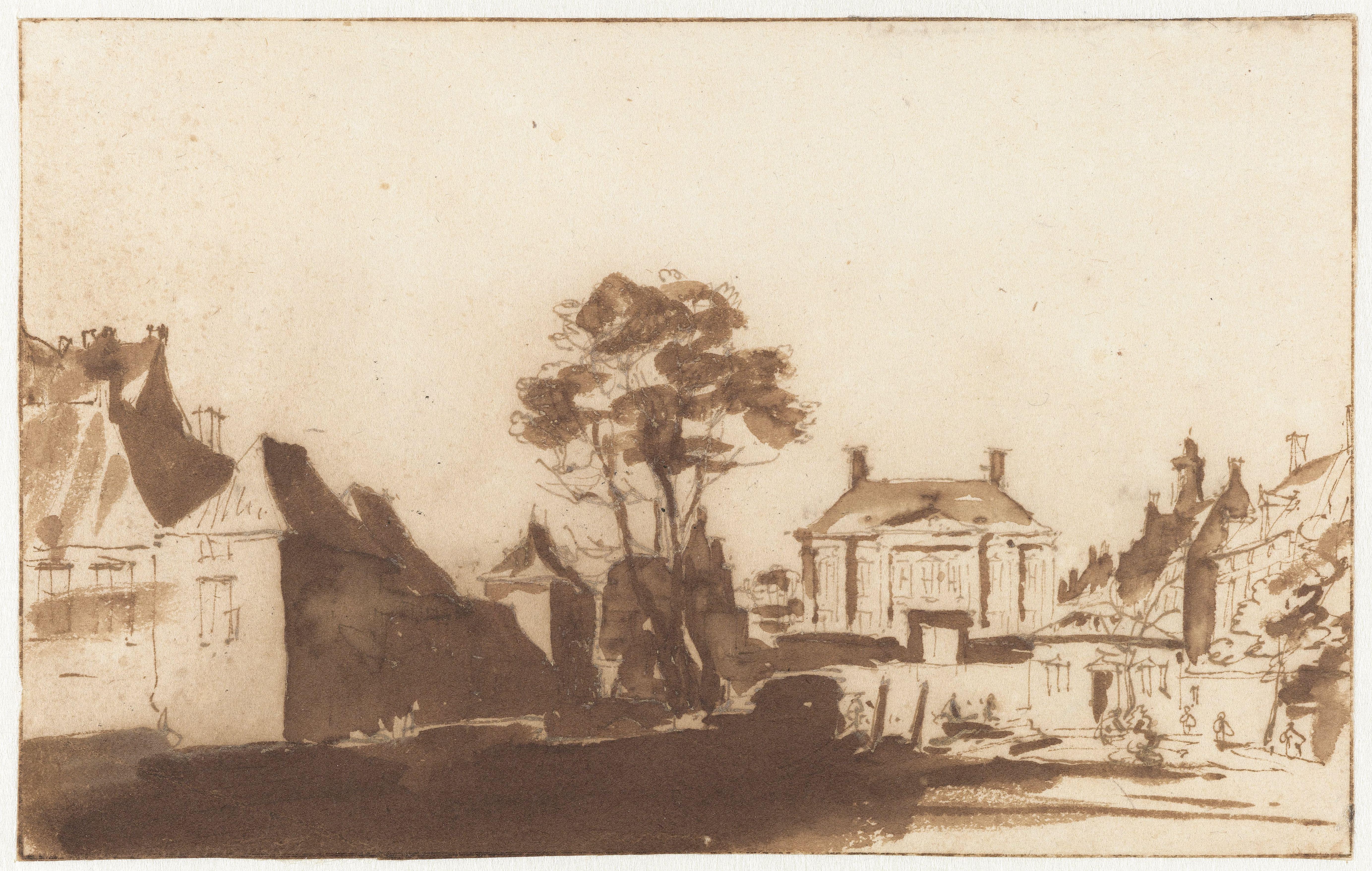 Gezicht_op_het_Mauritshuis_vanuit_de_tuin_van_Constantijn_Huyghens_de_Jonge.jpg