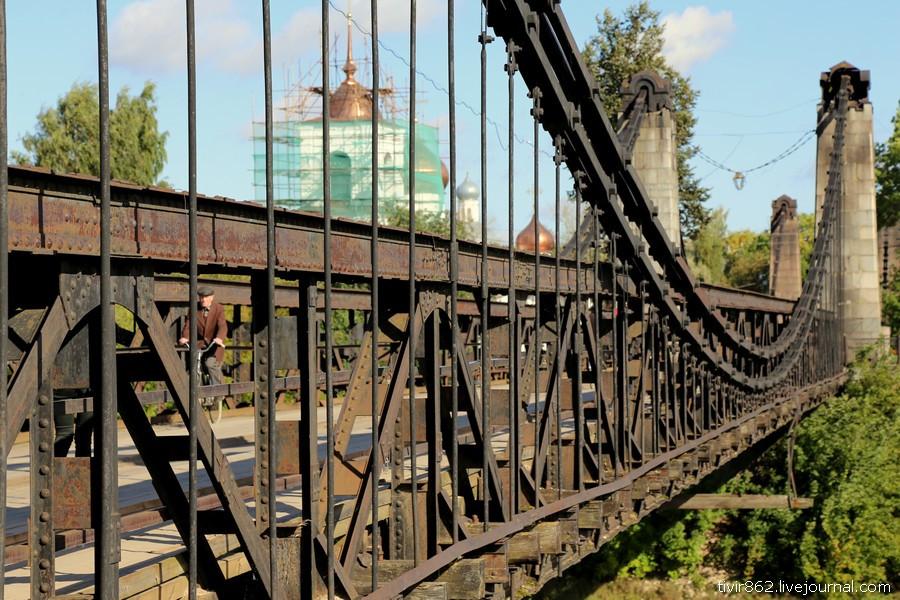 Где находятся мосты на северной