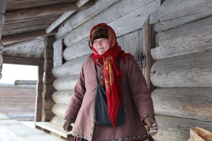 Музей деревянного зодчества Витославлицы