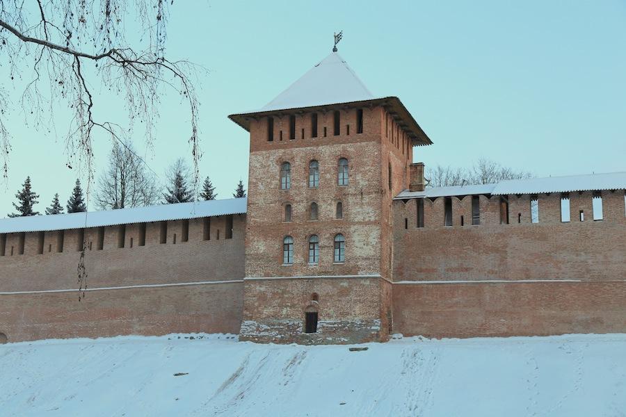 Златоустовская башня