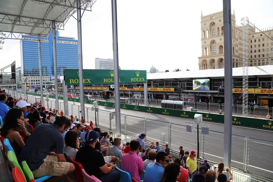Гран При Европы по Формуле 1 в Баку