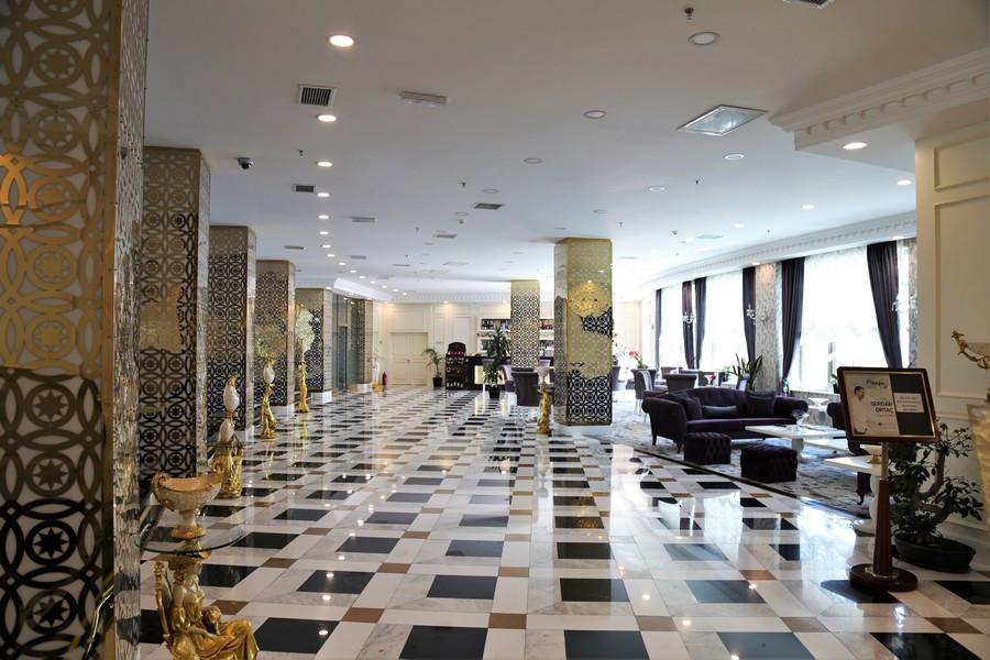 Отель Ramada Baku