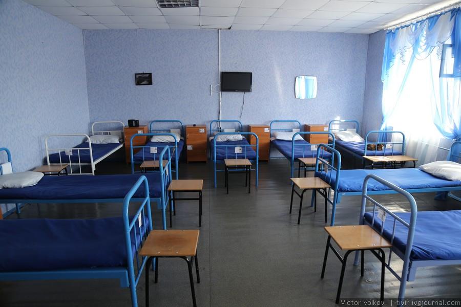 Комната в общежитии ИК-2