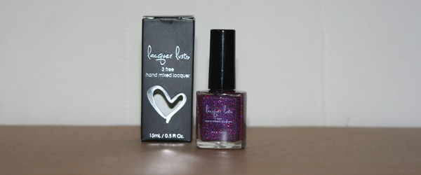 Lacquer Lust - You're Graping Me Crazy
