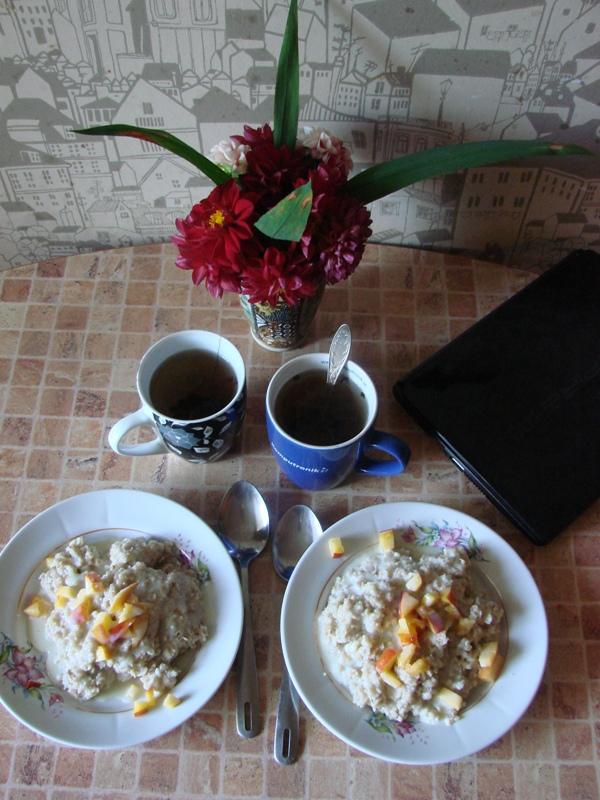 13 наш завтрак