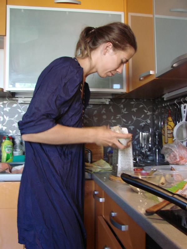 17 готовлю собой