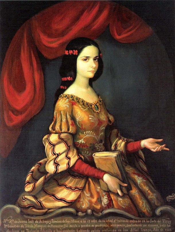 Хуана Инеа де ла Круз