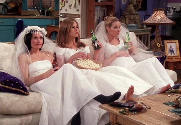 невесты из Друзей
