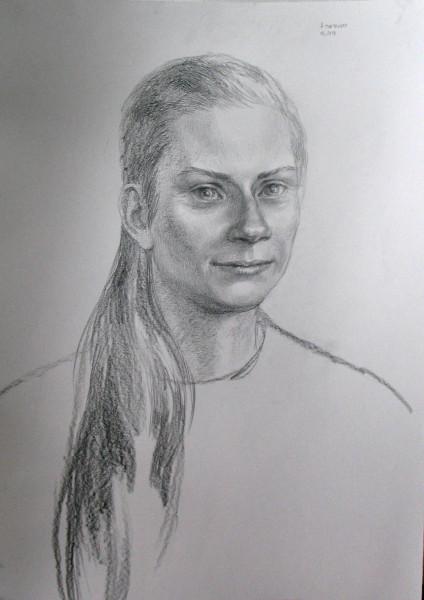 Портрет изо рисунок 72