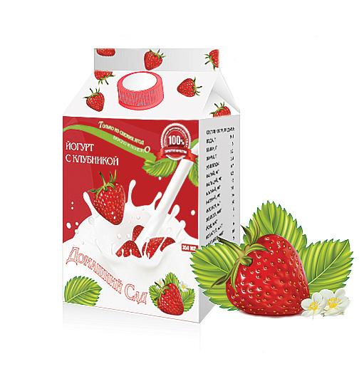 Дизайн упаковки для продуктов