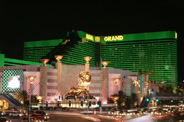 Отель казино MGM grand