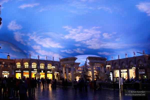 Отель-казино Caesars Palace