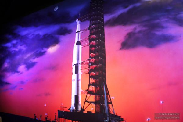 Космический центр NASA, мыс Канаверал