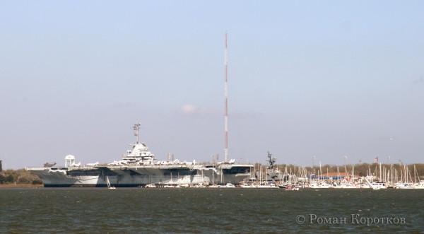 Авианосец Yorktown
