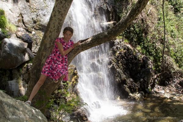 Водопад Каледония