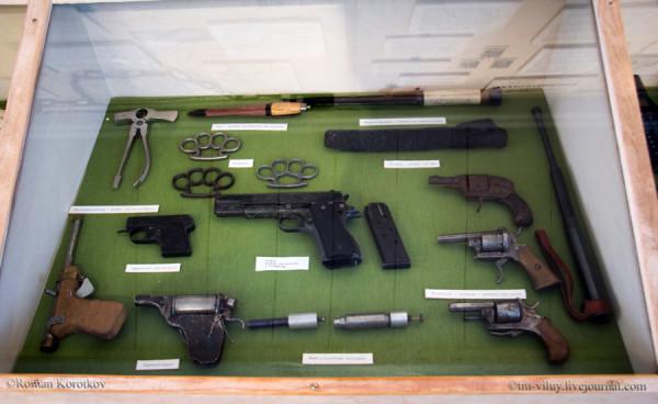 Линчёпинг 100 лет тому назад: музей полиции