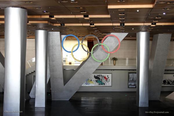 Центральный Олимпийский стадион Птичье Гнездо