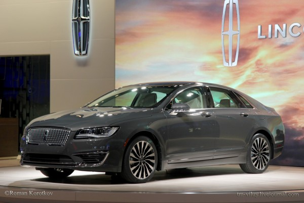 Ford Lincoln MKZ