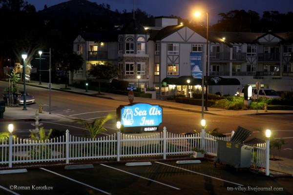 Отель Sea Air Inn в Morro Bay