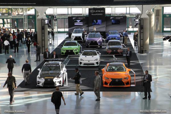 Los-Angeles Auto show