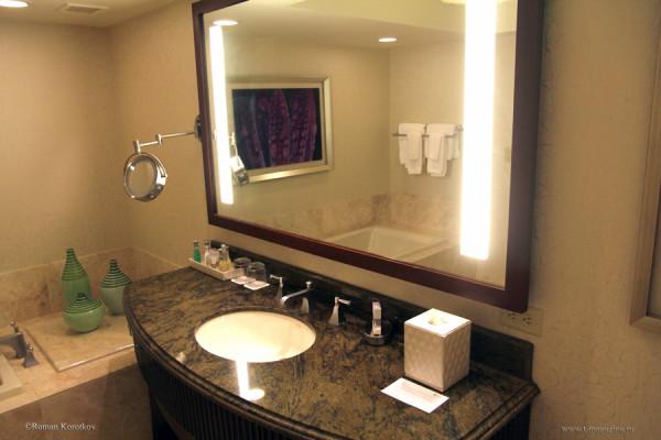 Отель-казино Bellagio, Лас-Вегас